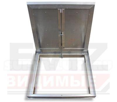 Лифт Лайт Revizor люк напольный без амортизаторов с фиксаторами 900*700