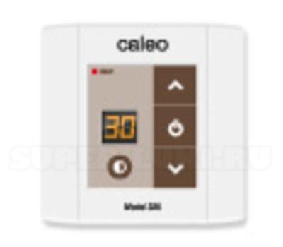 Терморегулятор для теплого пола Caleo-Unimat UTH-320, маломощный, встраиваемый