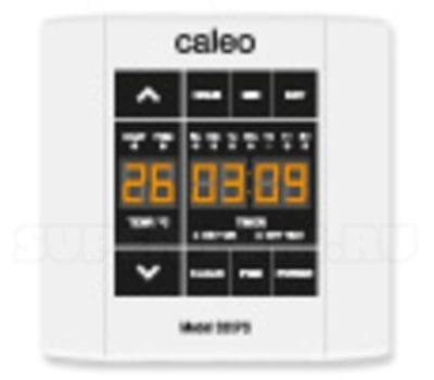 Терморегулятор для теплого пола Caleo-Unimat UTH-540PS, программируемый, накладной