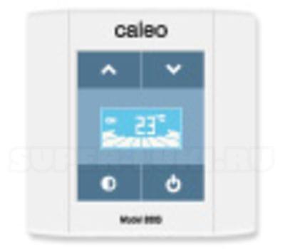 Терморегулятор для теплого пола Caleo-Unimat UTH-330S, сенсорный, встраиваемый