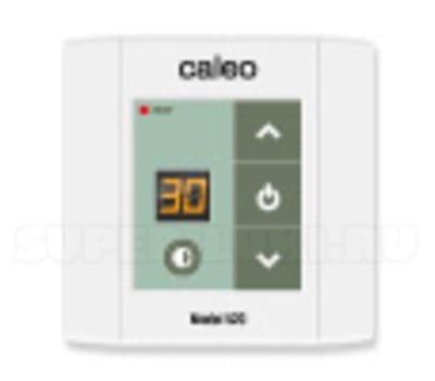 Терморегулятор для теплого пола Caleo-Unimat UTH-520, маломощный, накладной