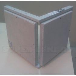 Угловые ИКС-ЛЮКИ® под плитку, стальные нажимные