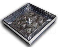 Напольный люк Хаммер модель Премиум 500x500